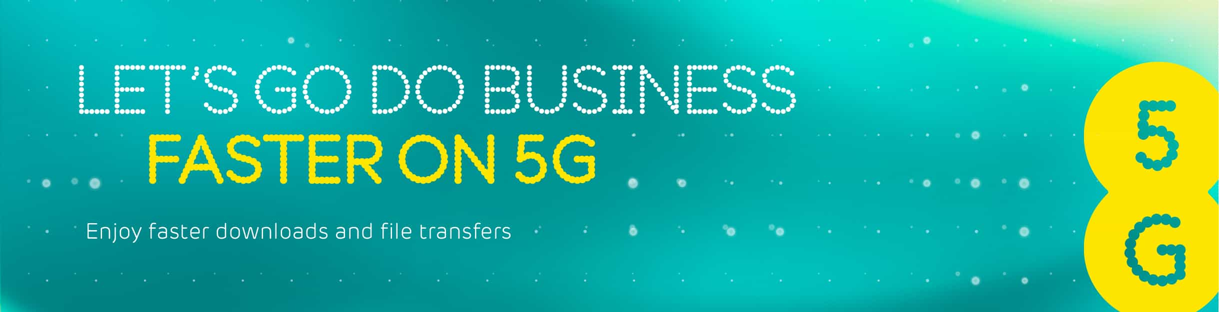EE Faster 5G